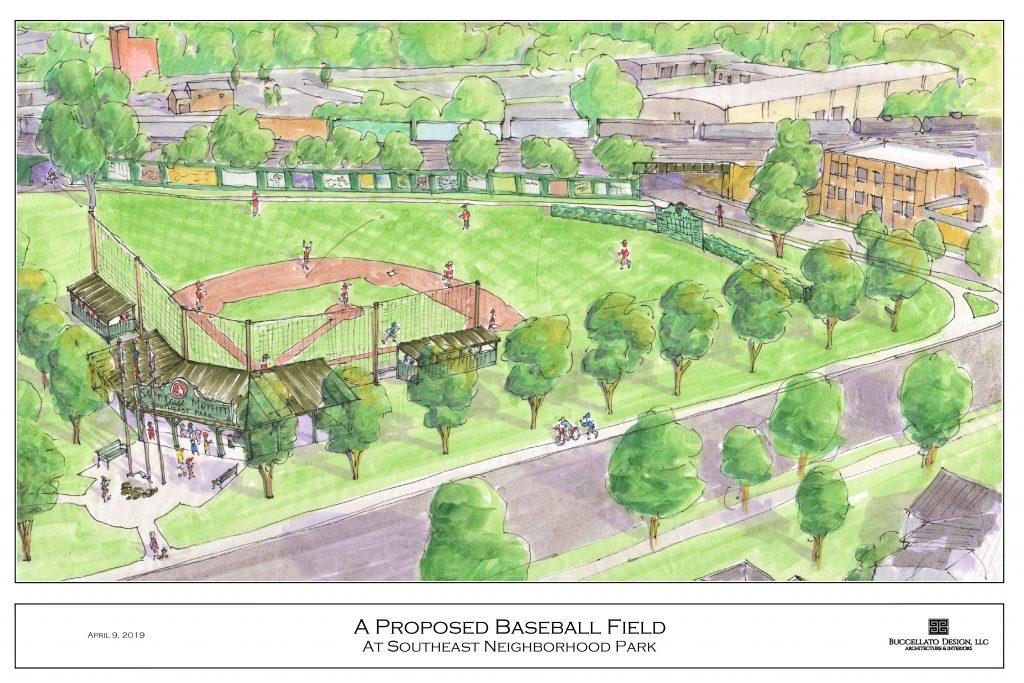 Sappy Moffitt Field, South Bend, IN
